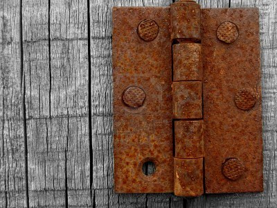 What Is The Rusty Door Hinge Theory Sioux City