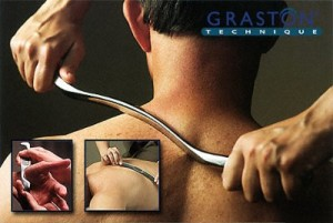 Graston Technique on Shoulder